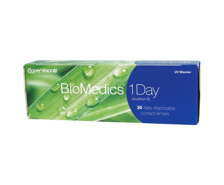 Áp tròng Biomedics 1 lần