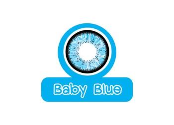 Áp tròng màu Maxim 3 tháng Baby Blue