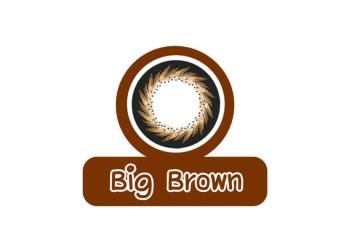 Áp tròng màu Maxim 3 tháng Big Brown