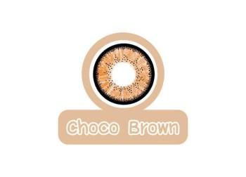 Áp tròng màu Maxim 3 tháng Choco-Brown