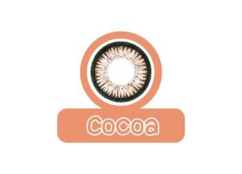 Áp tròng màu Maxim 3 tháng Cocoa
