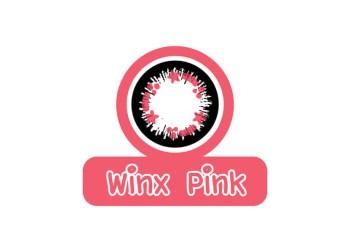 Áp tròng màu Maxim 3 tháng Winx pink