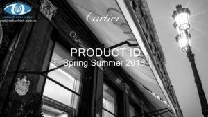Bộ sưu tập 2018 kính mát, gọng kính siêu sang thương hiệu Cartier